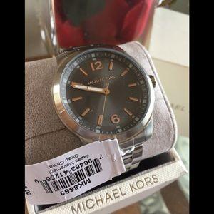 Michael Kors Mens Vonn Watch